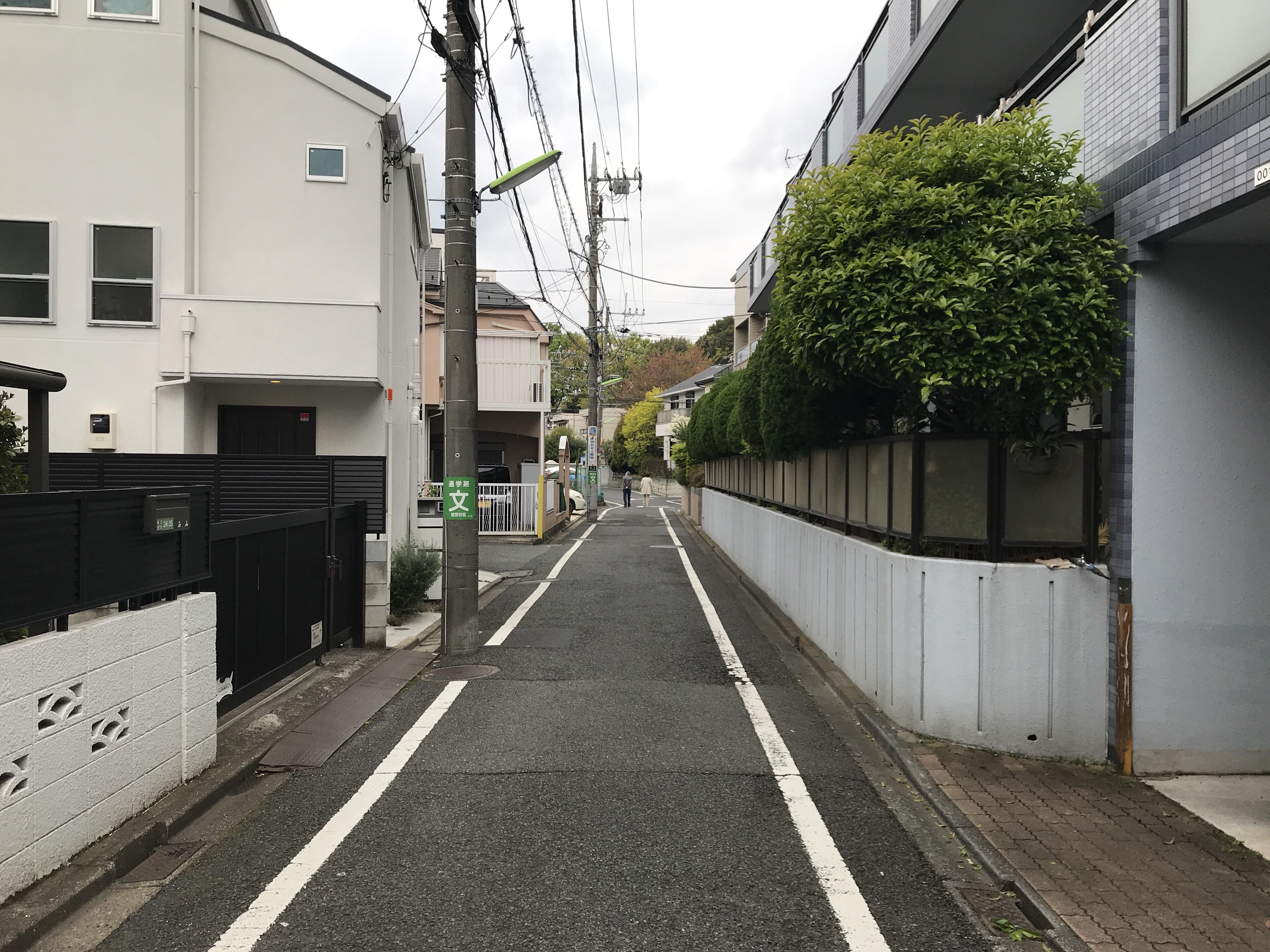 桜丘は美子ちゃんが子供のころ住んでいた。
